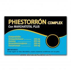 Caja Pastillas caramelos broma Phiestorron complex