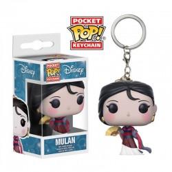 LLavero Funko Pop Disney Princess Mulan