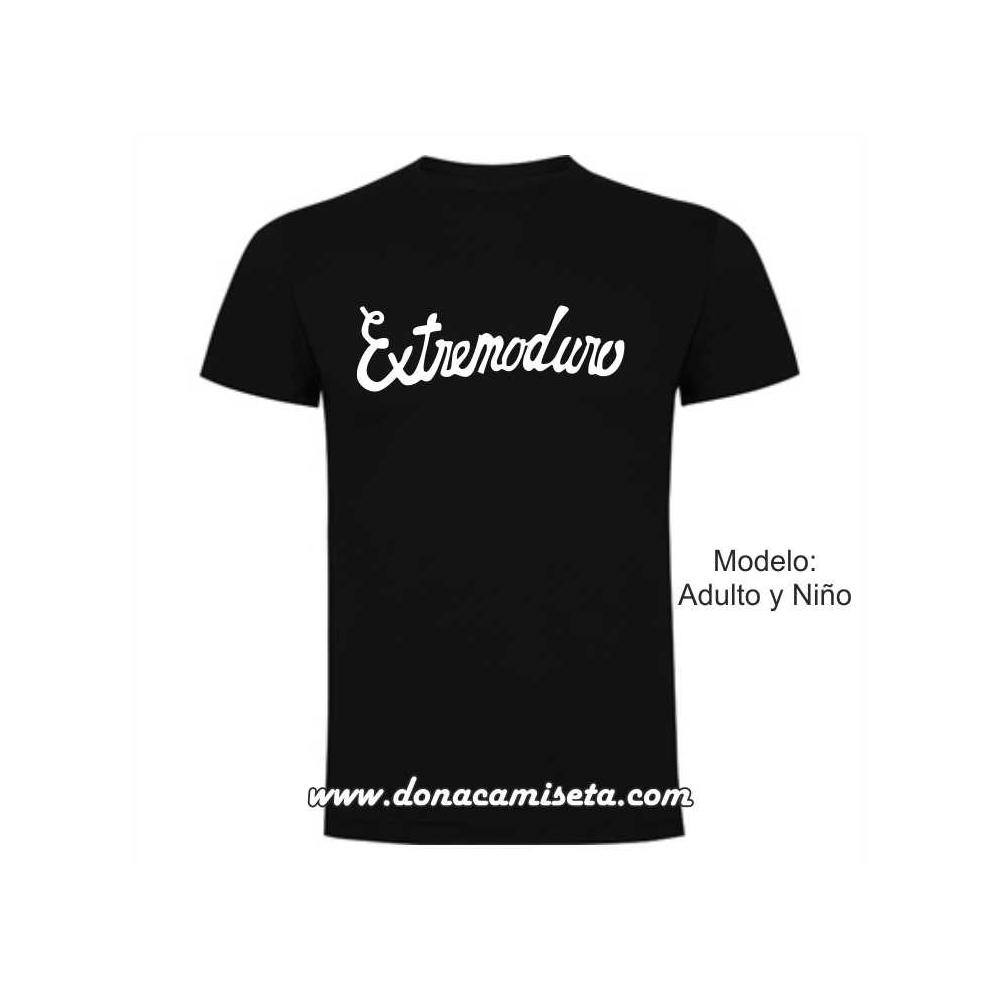Camiseta MC Extremoduro texto