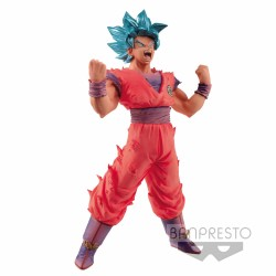 Figura Dragon Ball Goku Super Saiyan God Banpresto