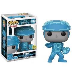 Figura Funko Pop Tron 489 (Brilla en la oscuridad)