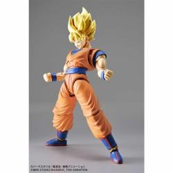Figura Maqueta Dragon Ball Goku Super Saiyan