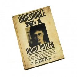 Libreta premium Harry Potter A5 escudo Hogwarts