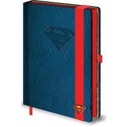 Libreta premium Superman DC Comics A5