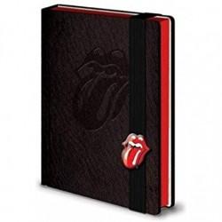 Libreta premium Rolling Stones A5
