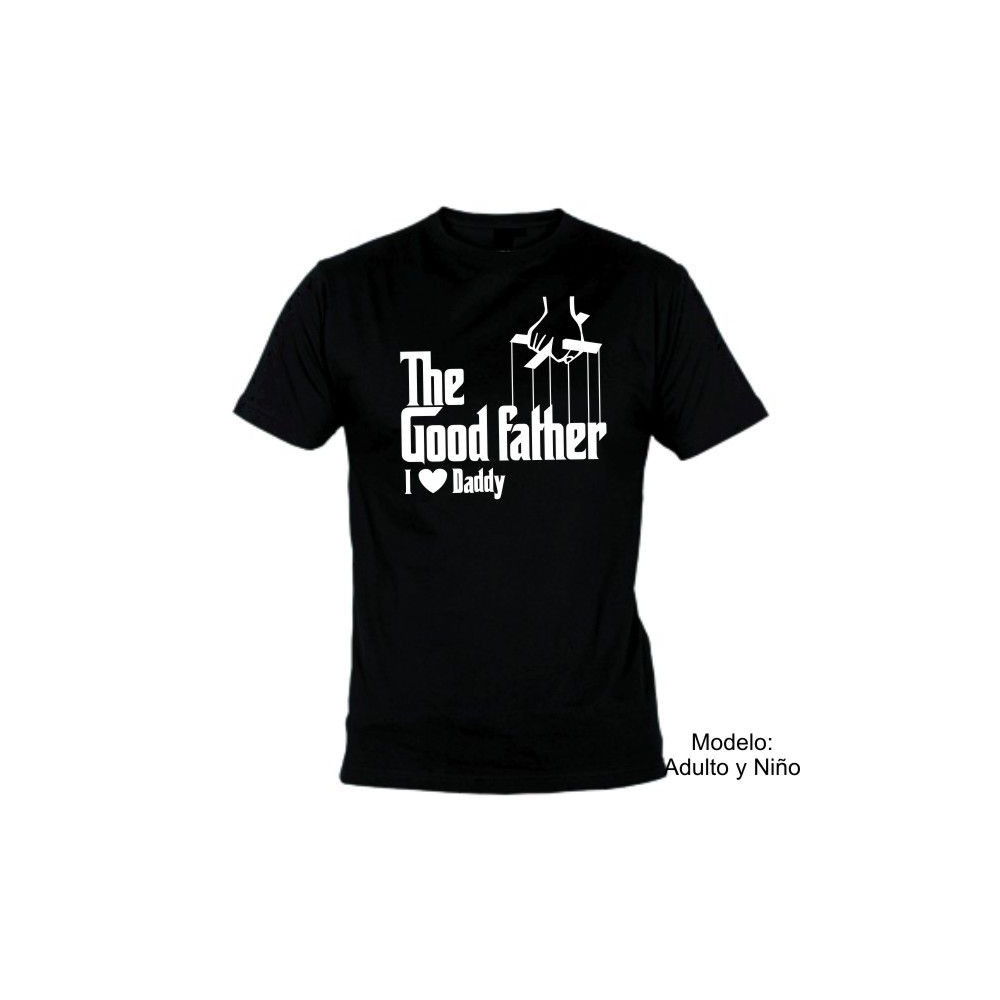 Camiseta MC Good Father