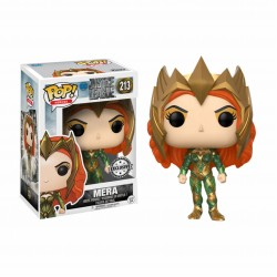 Figura Funko Pop Justice League Mera 213 *Exclusive*