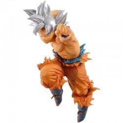 Figura Dragon Ball Son Goku Ultra Instinct Attack of the Saiyans Banpresto