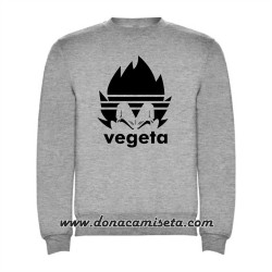 Sudadera Vegeta logo