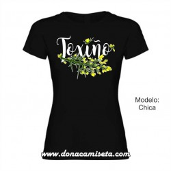 Camiseta Toxiño
