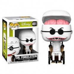 Figura Funko Pop Disney Pesadilla Barrel 408