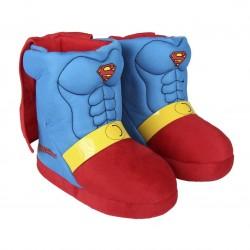 Zapatillas Supermán bota en 3d con capa