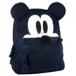 Mochila Mickey Mouse Disney casual 34cm peluche
