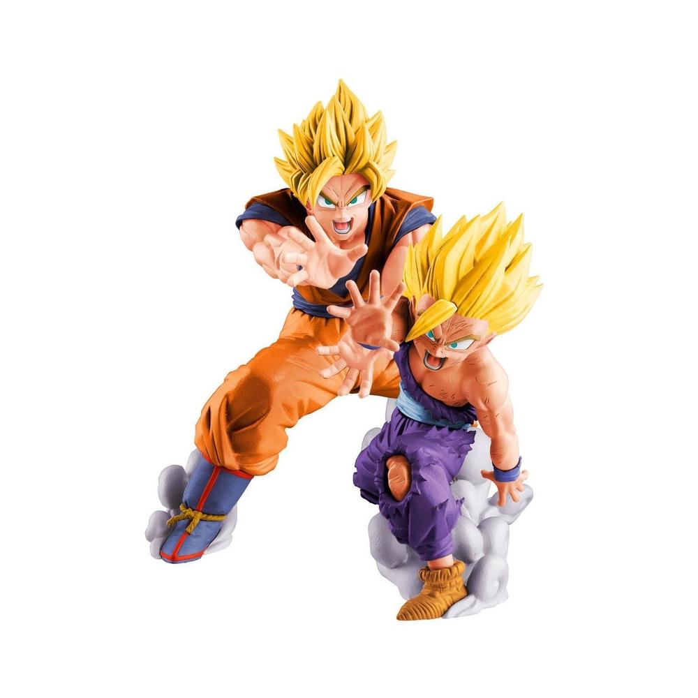Pack 2 figuras Dragon Ball Z vs Existence Goku & Gohan