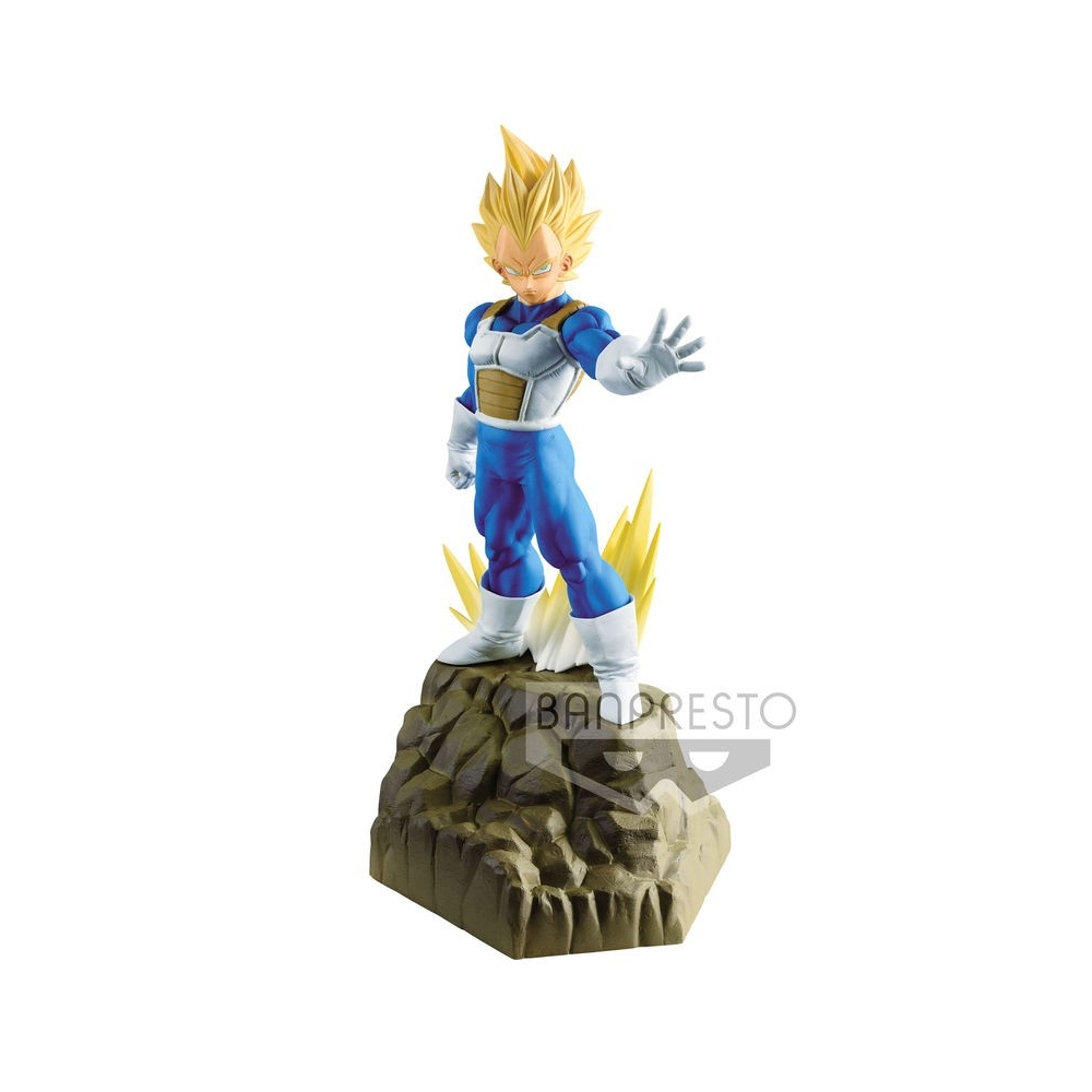 Figura Dragon Ball Son Vegeta Absolute Perfection Banpresto