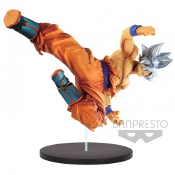 Figura Dragon Ball Son Goku Ultra Instinct Fes vol. 8 Banpresto