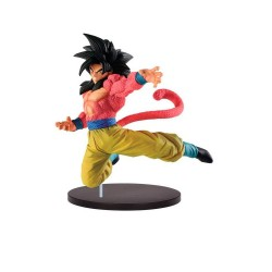 Figura Dragon Ball Son Goku Fes Super Saiyan 4  Banpresto