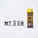 Figuras NANO Metal Mickey 90 years pac de 5 Disney