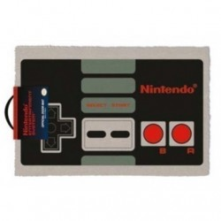 Felpudo Nintendo Nes Controller
