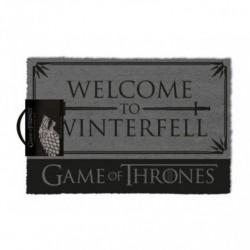 Felpudo Juego de Tronos Welcome to Winterfell
