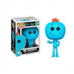 Figura Funko Pop Rick & Morty Mr Meeseeks 174