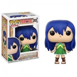Figura Funko Pop Fairy Tail Wendy Marvell 283
