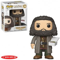 Figura Funko Pop Harry Potter Rubeus Hagrid 78 (15cm)