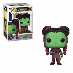 Figura Pop Avengers Marvel Infinity War Young Gamora 417