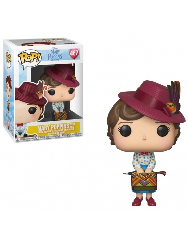Figura Funko Pop Mary Poppins 473 Disney