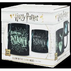 Taza Mágica Harry Potter Patronus
