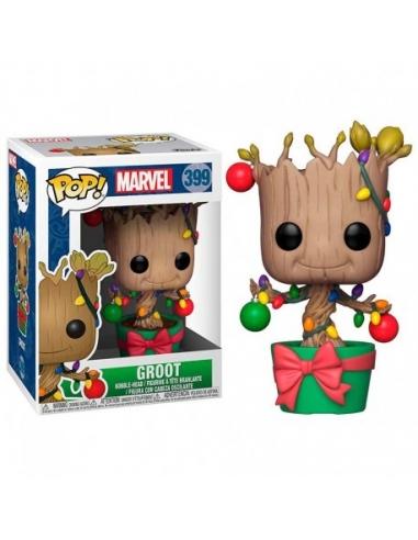 Figura Pop Marvel Groot 399
