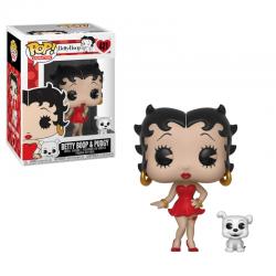 Figura Funko Pop Betty Boop & Pudgy 421