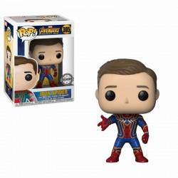 Figura Pop Spiderman Miles Morales 402 Marvel