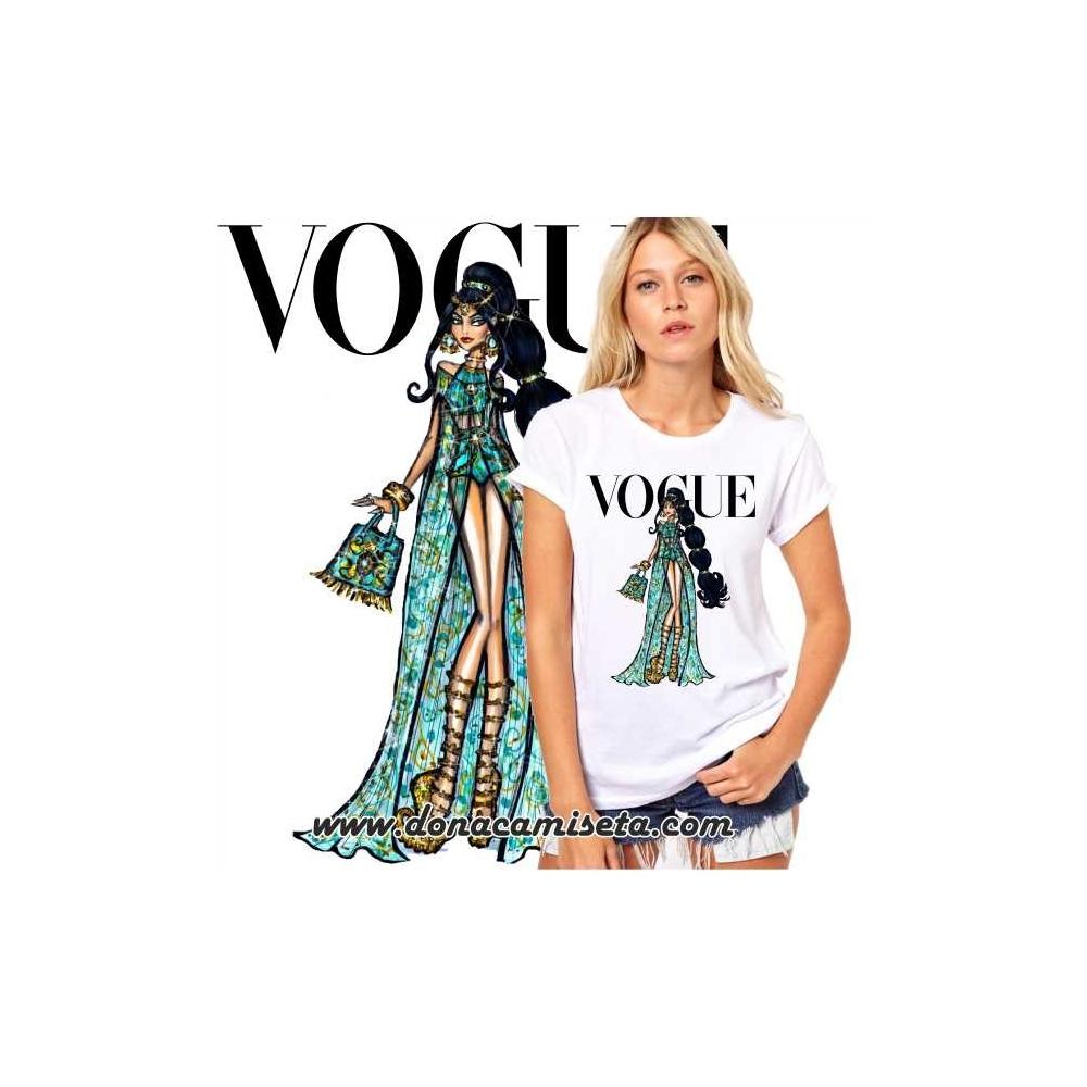 Camiseta Jasmine Vogue