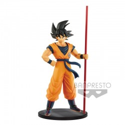 Figura Son Goku Dragon Ball Super Movie The 20th Film Limited Banpresto