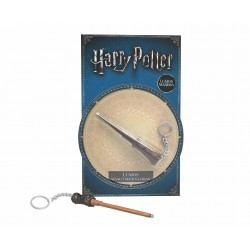 LLavero Varita Mágica Harry Potter con luz
