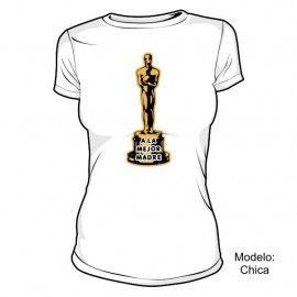 Camiseta MC Oscar a la mejor madre