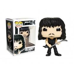 Figura Funko Pop Metallica Robert Trujillo 60