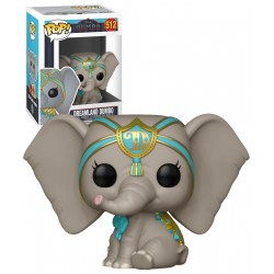 Figura Funko Pop Dumbo Fireman 511 Disney