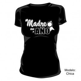 Camiseta MC Madre del año