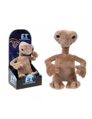 Peluche E.T. el extraterrestre con sudadera 25 cm