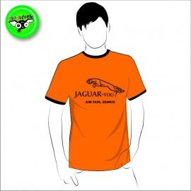 Camiseta MC Unisex Jaguar - you