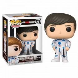 Figura Pop The Big Bang Theory Howard Wolowitz  777