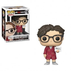 Figura Pop The Big Bang Theory Sheldon Cooper 776