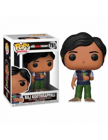 Figura Pop The Big Bang Theory Penny 780