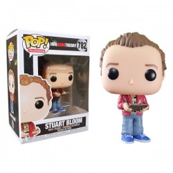 Figura Pop The Big Bang Theory Stuart Bloom 782