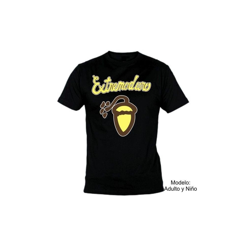 Camiseta MC Extremoduro bellota
