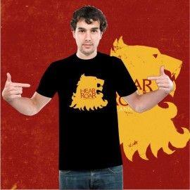 Camiseta MC Unisex Lannister ( Juego de Tronos)