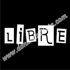 Camiseta MC Unisex Despedida Libre