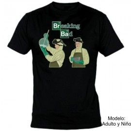Camiseta MC Breaking Bad